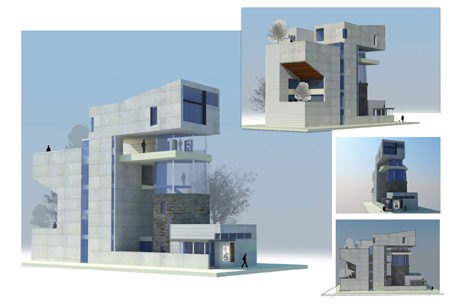 AIA NC rendering