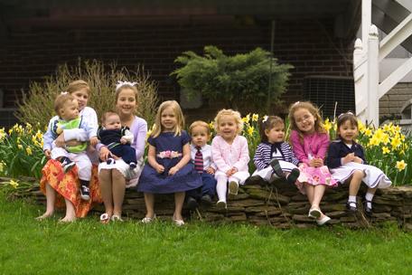 Grandkids Easter 2007