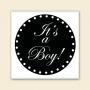 It's A Boy - Dot