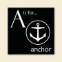 ABC Block - Anchor