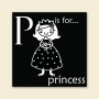 ABC Block - Princess