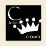 ABC Block - Crown