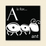 ABC Block - Ant