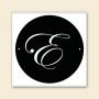 Classic Monogram - Circle
