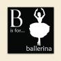 ABC Block - Ballerina